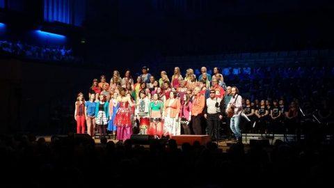 Choir at QPAC