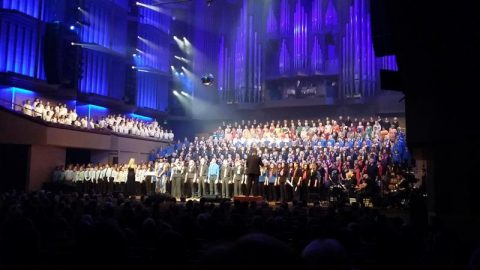 Choir at QPAC