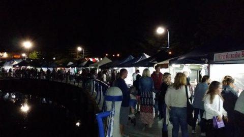Raby Bay Twilight Markets