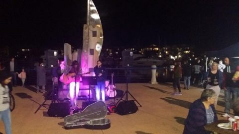 Raby Bay Twilight Markets Music