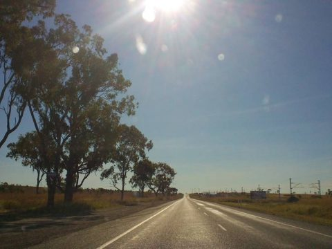 Road to Rockhampton