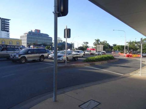 Rockhampton traffic