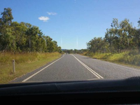 To Capricorn Coast