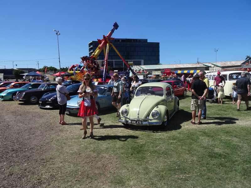 Oktoberfest in Brisbane: Beer Festival and Travelling Funfair