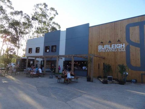 burleigh brewery co