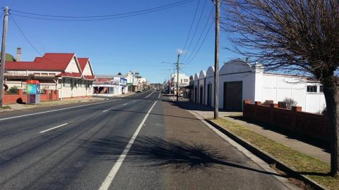 High Street, Tenterfield