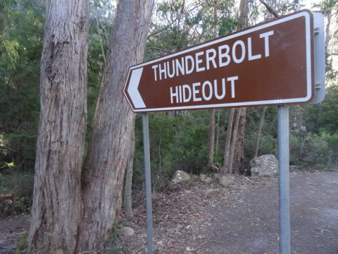 Thunderbolt Hideout