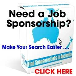 How to find a job sponsorship in Australia