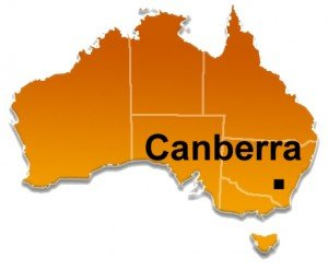 Canberra Location