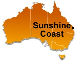 The Sunshine Coast Location