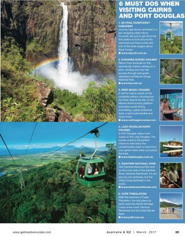 6 must dos in FNQ