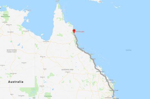 Queensland road trip