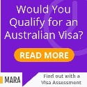 Click here to find out more about our Visa Assessment Service