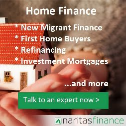 Get a mortgage in Australia